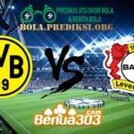 Prediksi Skor Borussia Dortmund Vs Bayer Leverkusen 25 Februari 2019