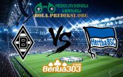 Prediksi Skor Borussia M'Gladbach Vs Hertha BSC 9 Februari 2019