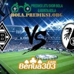 Prediksi Skor Borussia M'Gladbach Vs Freiburg 16 Maret 2019