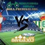 Prediksi Skor Celta de Vigo Vs Real Betis 10 Maret 2019