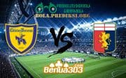 Prediksi Skor Chievo Vs Genoa 24 Februari 2019