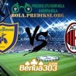Prediksi Skor Chievo Vs Milan 10 Maret 2019