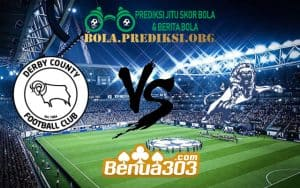 Prediksi Skor Derby Country Vs Millwall 21 Februari 2019