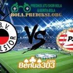 Prediksi Skor Excelsior Vs PSV 3 Maret 2019