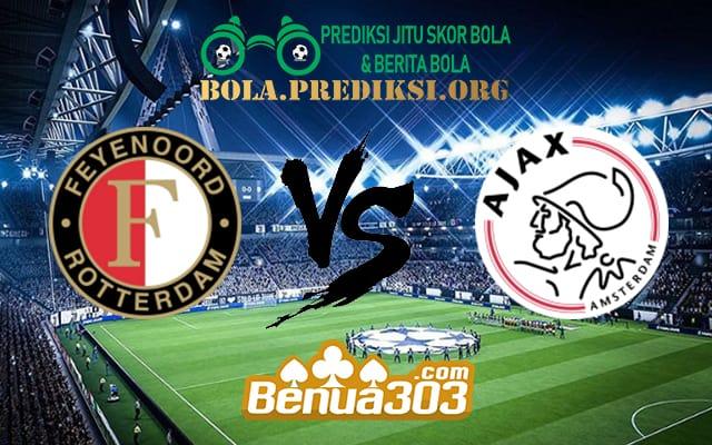Prediksi Skor Feyenoord Vs Ajax 28 Februari 2019