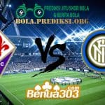 Prediksi Skor Fiorentina Vs Internazionale 25 Februari 201