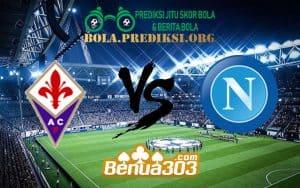 Prediksi Skor Fiorentina Vs Napoli 9 Februari 2019