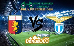 Prediksi Skor Genoa Vs Lazio 17 Februari 2019