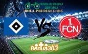 Prediksi Skor Hamburg SV Vs Norimberga 6 Februari 2019
