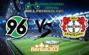 Prediksi Skor Hannover 96 Vs Bayer Leverkusen 11 Maret 2019