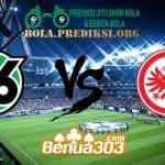 Prediksi Skor Hannover 96 Vs Eintracht Frankfurt 24 Februari 2019