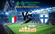 Prediksi Skor Italy Vs Finland 24 Maret 2019