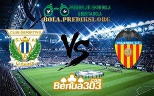 Prediksi Skor Leganés Vs Valencia 24 Februari 2019