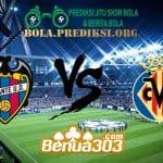 Prediksi Skor Levante Vs Villareal 11 Maret 2019