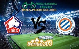 Prediksi Skor Lille OSC Vs Montpellier HSC 17 Februari 2019