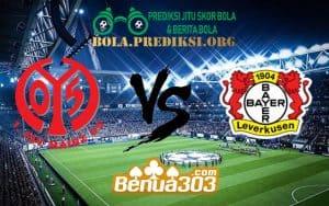 Prediksi Skor Mainz 05 Vs Bayer Leverkusen 9 Februari 2019