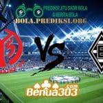 Prediksi Skor Mainz 05 Vs Borussia M'gladbach 10 Maret 2019