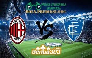 Prediksi Skor Milan Vs Empoli 23 Februari 2019