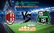 Prediksi Skor Milan Vs Sassuolo 3 Maret 2019