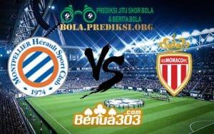 Prediksi Skor Montpellier HSC Vs AS Monaco FC 10 Februari 2019