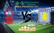 Prediksi Skor Nottingham Forest FC Vs Aston Villa FC 14 Maret 2019