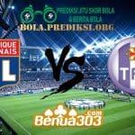 Prediksi Skor Olympique Lyonnais Vs Toulouse FC 3 Maret 2019