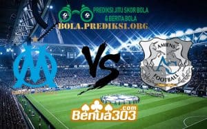 Prediksi Skor Olympique de Marseille Vs Amiens SC 16 Februari 2019