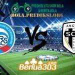 Prediksi Skor RC Strasbourg Vs Angers SCO 10 Februari 2019
