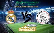Prediksi Skor Real Madrid Vs Ajax 6 Maret 2019
