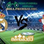 Prediksi Skor Real Madrid Vs Celta De Vigo 16 Maret 2019