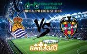 Prediksi Skor Real Sociedad Vs Levante 16 Maret 2019