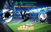 Prediksi Skor Sampdoria Vs Atalanta 10 Maret 2019