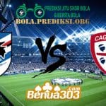 Prediksi Skor Sampdoria Vs Cagliari 24 Februari 2019