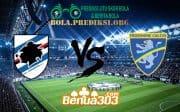 Prediksi Skor Sampdoria Vs Frosinone 10 Februari 2019