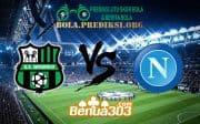 Prediksi Skor Sassuolo Vs Napoli 11 Maret 2019