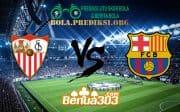 Prediksi Skor Sevilla Vs Barcelona 23 Februari 2019