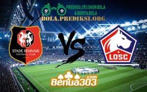 Prediksi Skor Stade Rennais FC Vs Lille OSC 7 Februari 2019