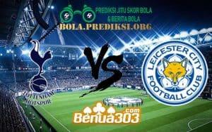 Prediksi Skor Tottenham Hotspur FC Vs Leicester City FC 10 Februari 2019