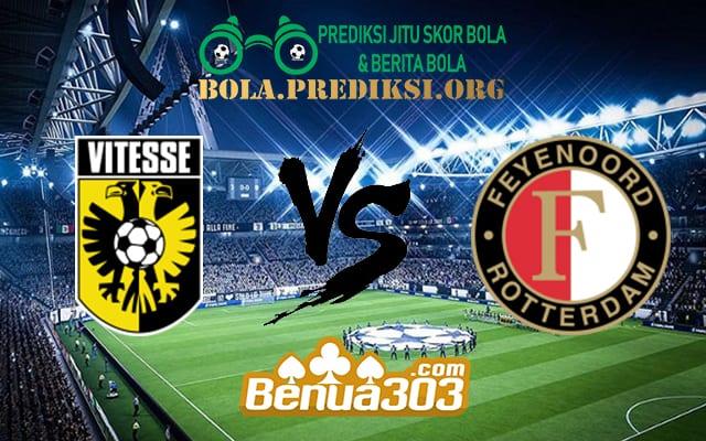 Prediksi Skor Vitesse Vs Feyenoord 10 Maret 2019