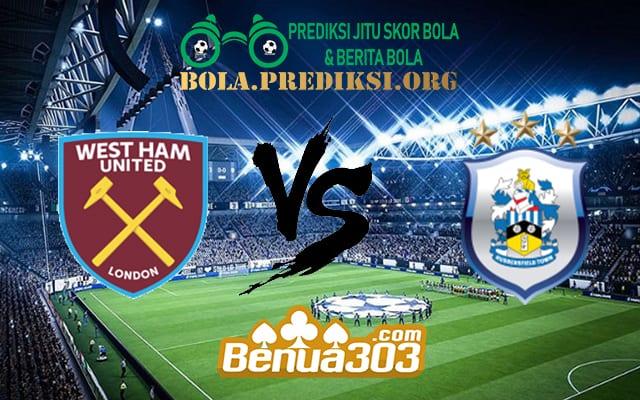 Prediksi Skor West Ham United FC Vs Huddersfield Town FC 16 Maret 2019