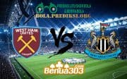 Prediksi Skor West Ham United FC Vs Newcastle United FC 3 Maret 2019