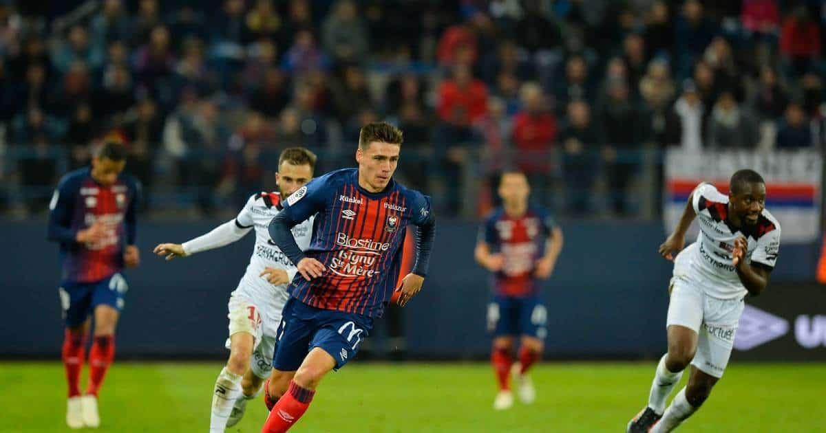 SM Caen soccer team