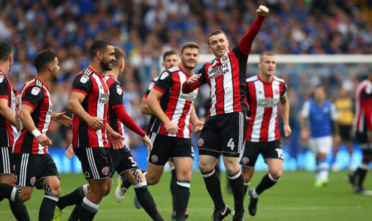 Sheffield United FC soccer team