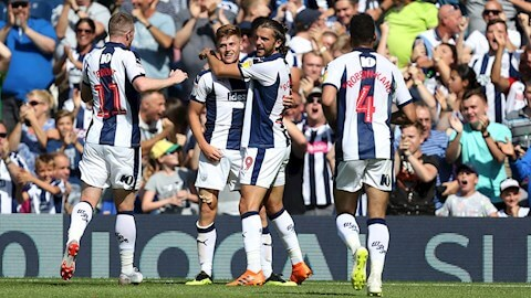 WEST BROMWICH ALBION FC soccer team