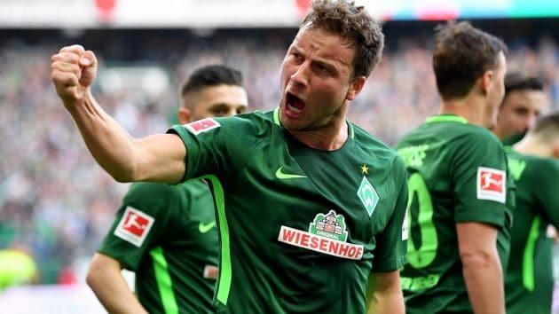 Werder Bremen soccer team