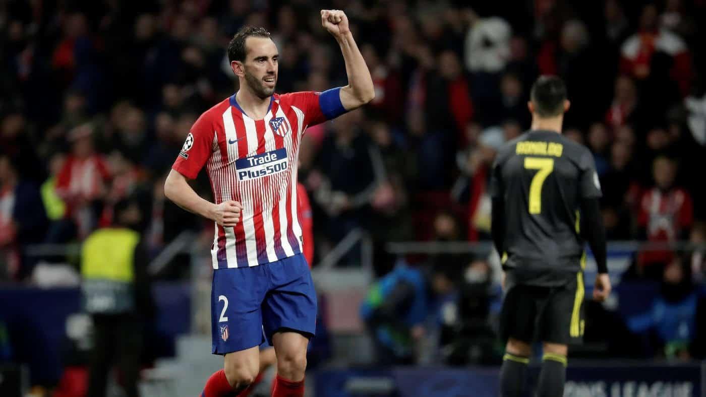 atletico madrid soccer team 2019