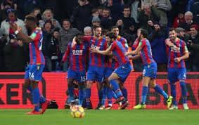 crystal palace fc soccer team 2019