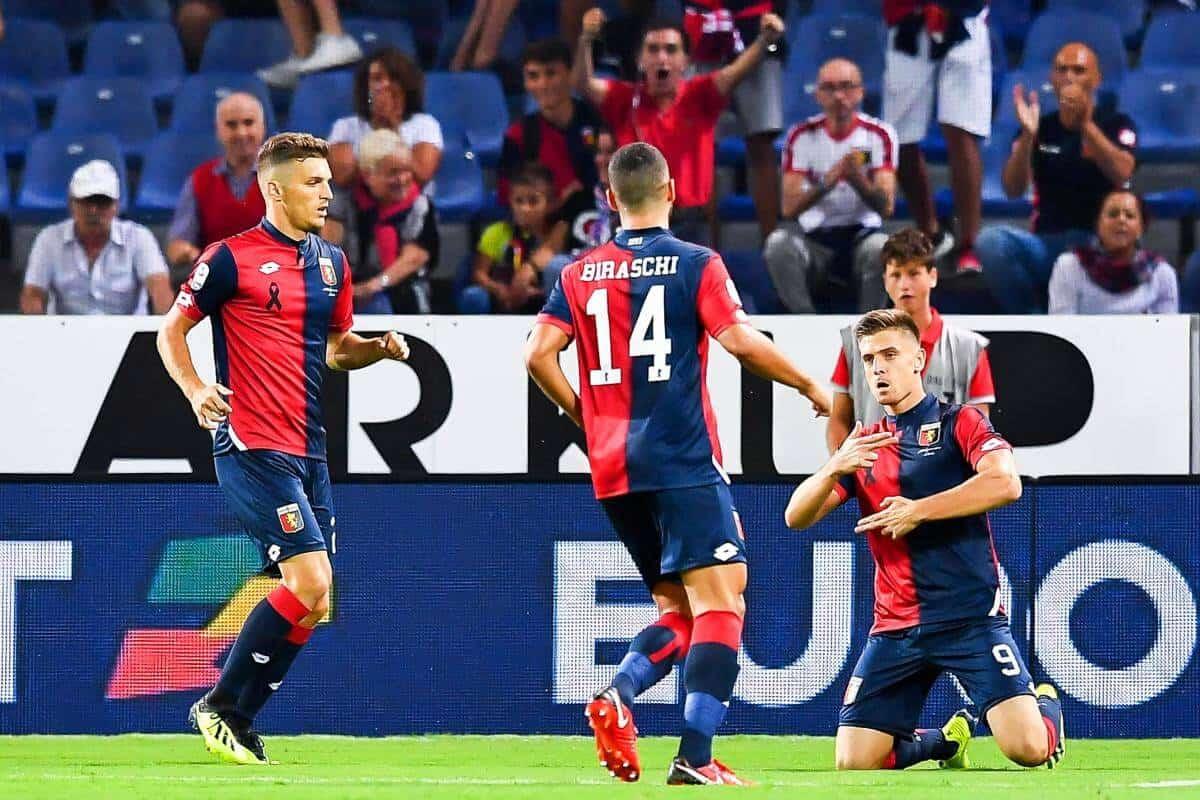 genoa fc soccer team 2019