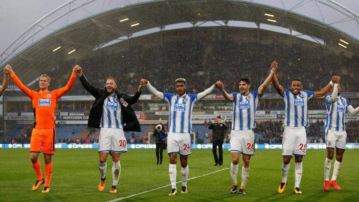 huddersfield town fc soccer team 2019