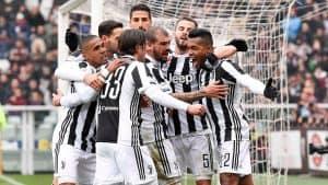 juventus fc soccerteam 2019